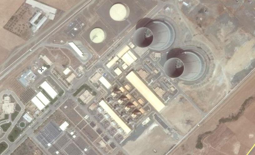 نیروگاه سنندج