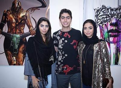 یادگار های زنده یاد محمد علی فردین , عکس های بازیگران