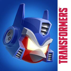دانلود Angry Birds Transformers 1.8.10 - بازی پرندگان خشمگین ترنسفورمرز برای اندروید + دیتا