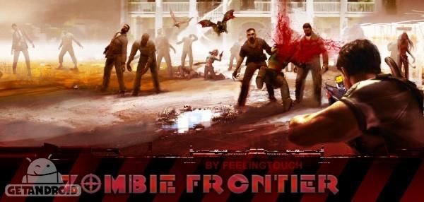 دانلود Zombie Frontier 3 v1.09 بازی منطقه زامبی ها 3 اندروید