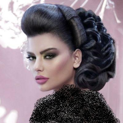 عکس+مدل+مو+دخترانه+مجلسی