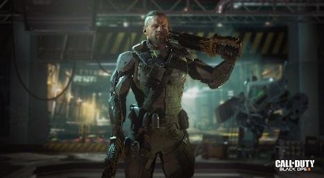 دانلود ویدیو مقایسه میزان فریم ریت بازی Call of Duty Black Ops 3