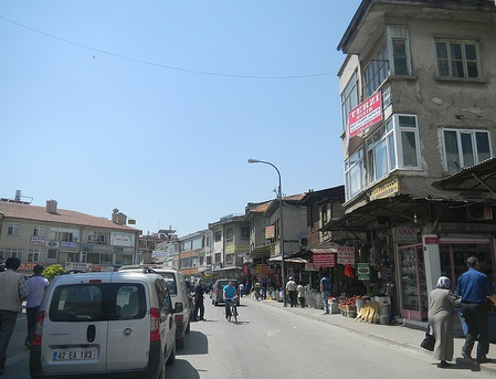 تاریخچه شهر قونیه