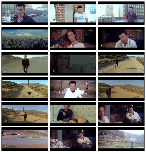 دانلود موزیک ویدیوی جدید جمشید به نام ناچاری