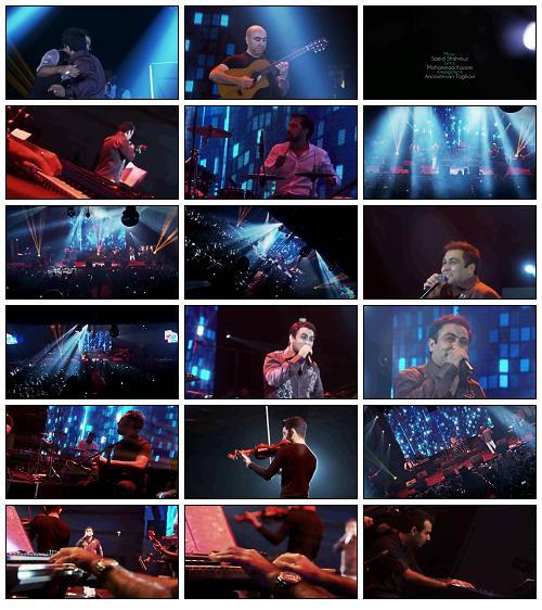 دانلود موزیک ویدیوی جدید سعید شهروز به نام جونم به چشات