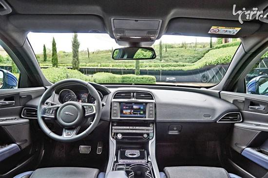 مقایسه بامو 335i M sport و جگوار XES , اتومبیل ها