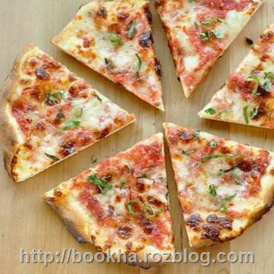روش تهیه مارگاریتا پیتزایی مخصوص گیاهخواران