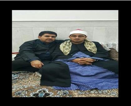 ابتهال سید کریم موسوی در حسینیه اردکان یزد/آبان94