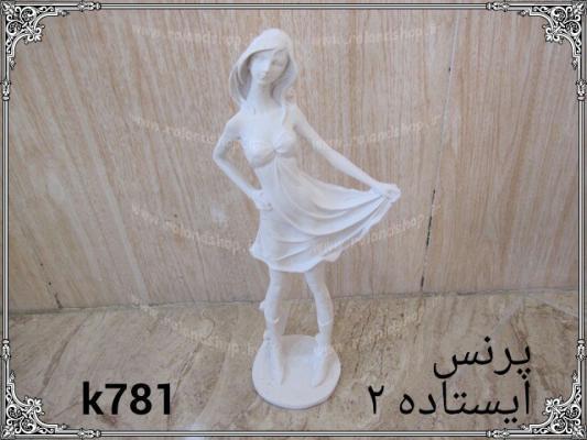 فرشته ایستاده پلی استر ،  مجسمه پلی استر، تولید مجسمه، مجسمه رزین، مجسمه، رزین، ساخت مجسمه، پلی استر