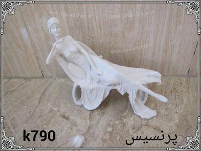 فرشته نشسته پلی استر ،  مجسمه پلی استر، تولید مجسمه، مجسمه رزین، مجسمه، رزین، ساخت مجسمه، پلی استر،