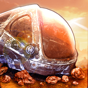 دانلود Mines of Mars Scifi Mining RPG v2.810 - بازی معادن مریخ اندروید