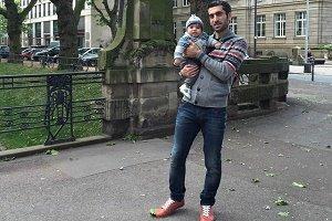 مجتبی جباری در کنار ستاره فوتبال فرانسه +عکس , اخبار ورزشی