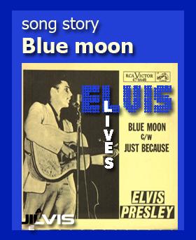 ماجرای یک آهنگ : Blue moon