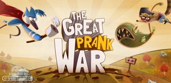 دانلود The Great Prank War 1.0.6 – بازی جنگ فانتزی بزرگ اندروید