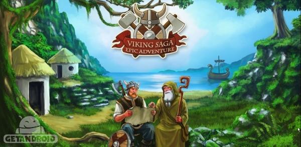 دانلود Viking Saga Epic Adventure 1.2 بازی حماسه وایکینگ اندروید
