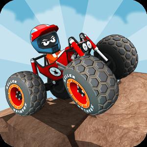 دانلود Mini Racing Adventures 1.5.1 - بازی رالی فانتزی اندروید + مود