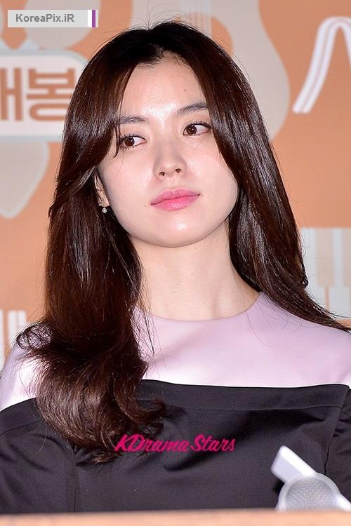 حضور هان هیو جو در کنفرانس مطبوعاتی فیلم C'est Si Bon'