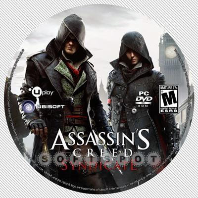 لیبلدیسک Assassin's Creed Syndicate