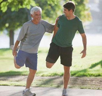ارتباط بین سلامت مغز و 20 ثانیه ایستادن روی یک پا , علمی ودانستنی ها