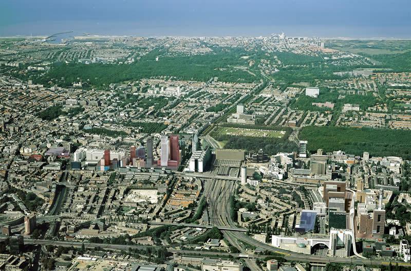 توسعه درونی شهرها