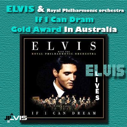 آلبوم الویس در صدر بهترینهای استرالیا