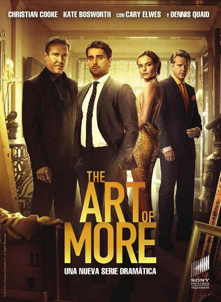 سریال The Art of More