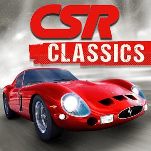دانلود CSR Classics 1.12.0 – بازی مسابقات خودروهای کلاسیک اندروید + دیتا
