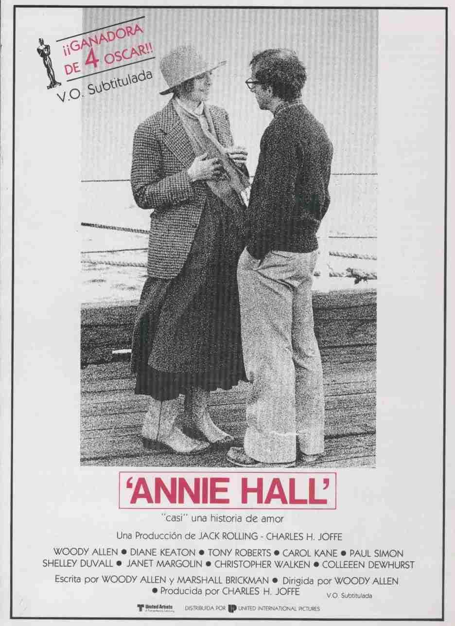 فيلم Annie Hall 1977