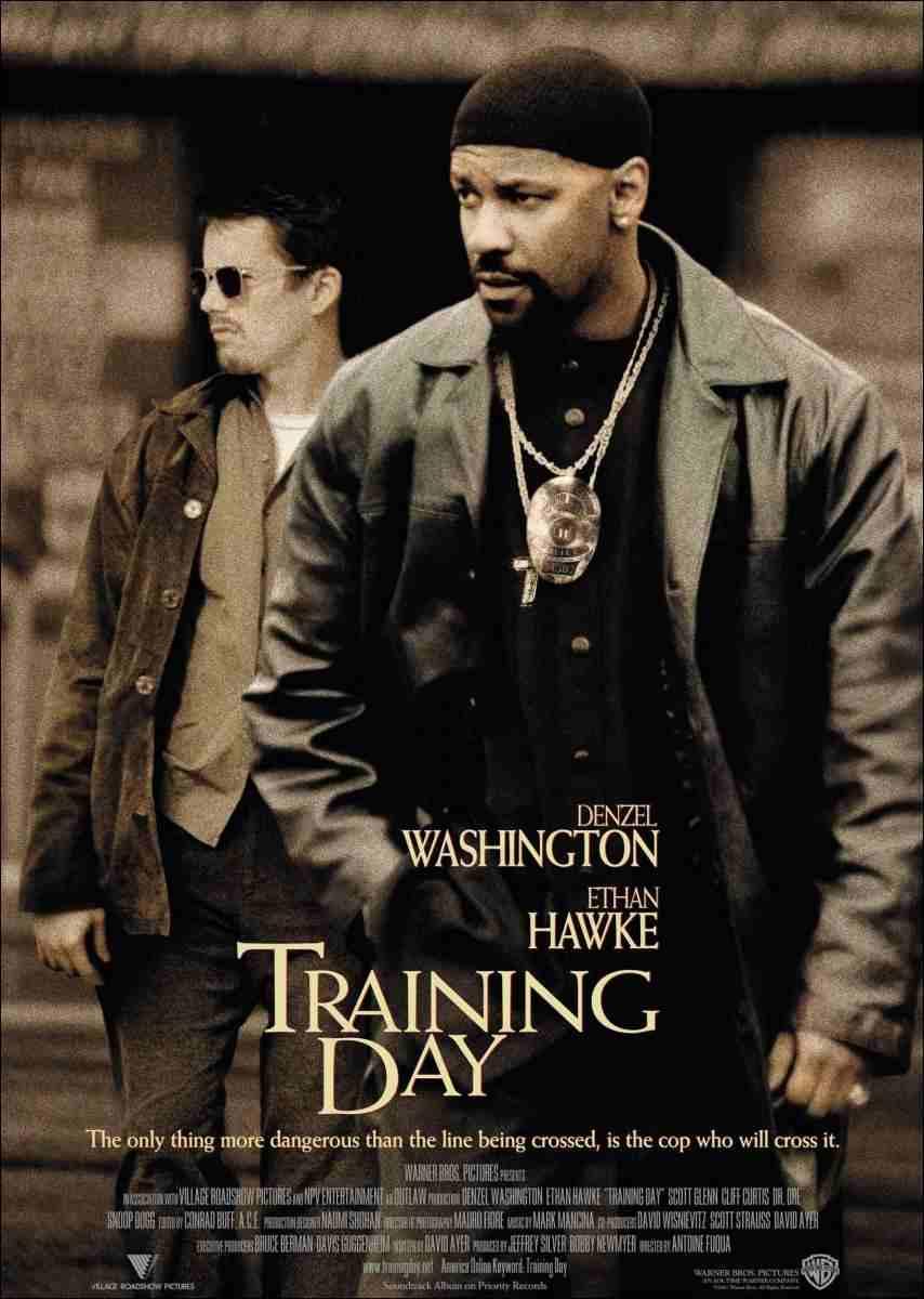 فيلم Training Day 2001