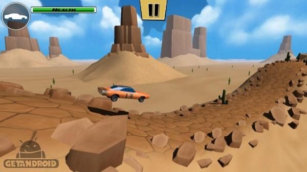 دانلود Stunt Car Challenge 3 v1.07 – بازی ماشین عبور از موانع اندروید