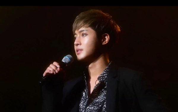 [Voice] Kim Hyun Joong Japan Mobile Site Update [2015.10.21]