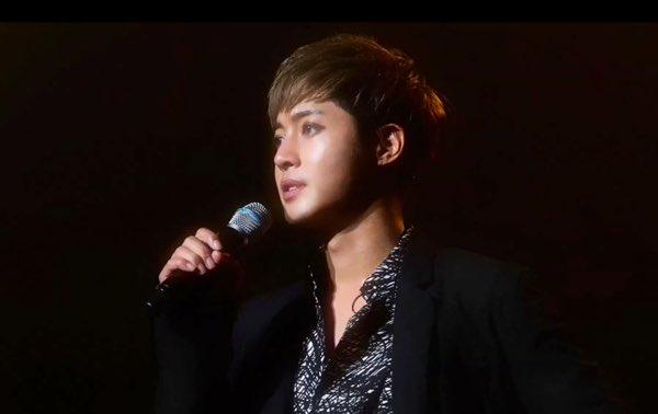 [Voice] Kim Hyun Joong Japan Mobile Site Update [2015.10.21]