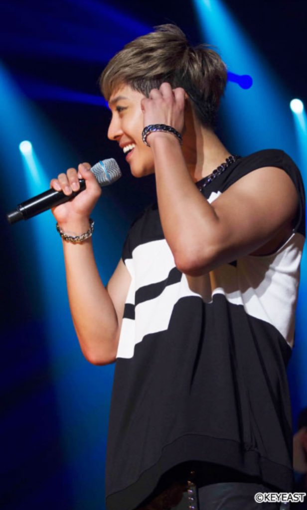 [Photo] Kim Hyun Joong Japan Mobile Site Update [2015.11.09]
