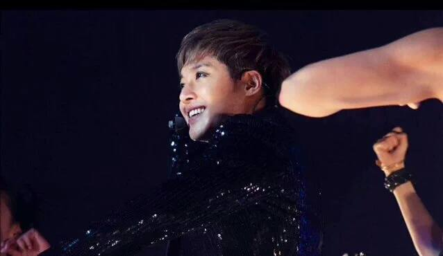 [Voice] Kim Hyun Joong Japan Mobile Site Update [2015.11.11]