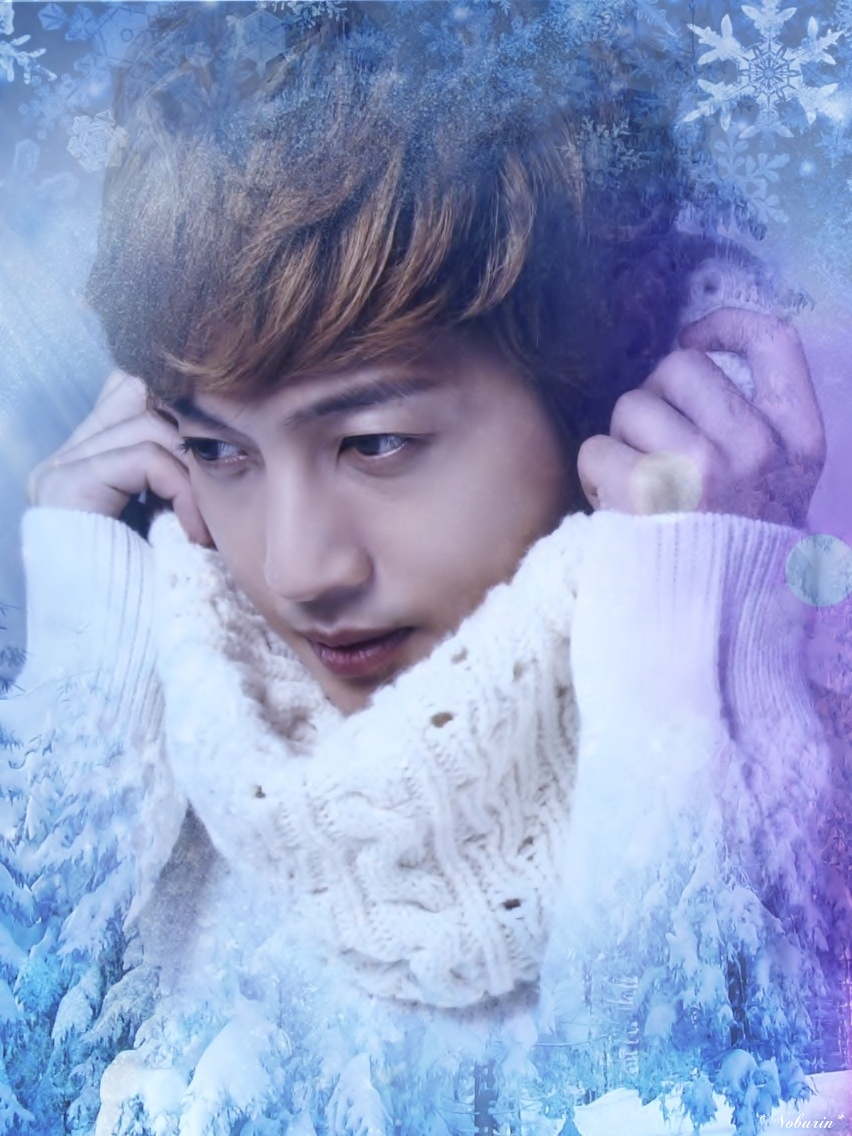 Kim Hyun Joong Graphics Photo from Henecia fans
