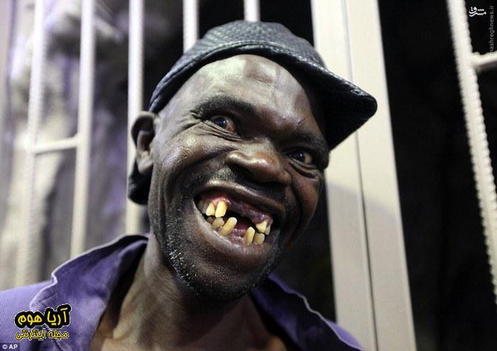 مسابقه زشتترین مرد+ عکس , تصاویر دیدنی