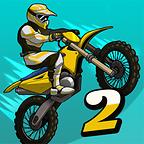 دانلود Mad Skills Motocross 2 v2.2.2 - بازی فانتزی موتور کراس برای اندروید