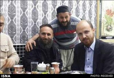 انتشار عکسی از پسر اردوغان در کنار رهبران داعش , بین الملل