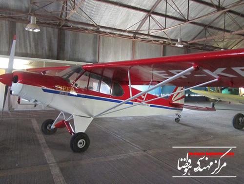 هواپیمای کشاورزی در ایران