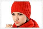 مدل کلاه بافتنی زنانه و دخترانه