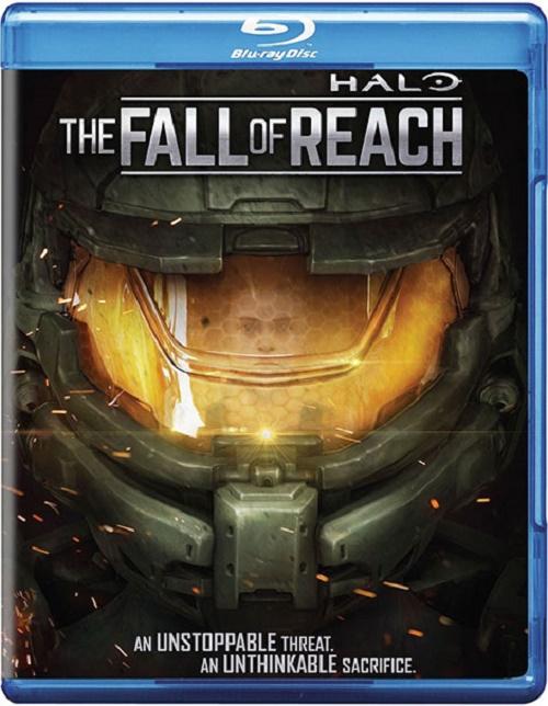 دانلود رایگان انیمیشن Halo: The Fall of Reach 2015
