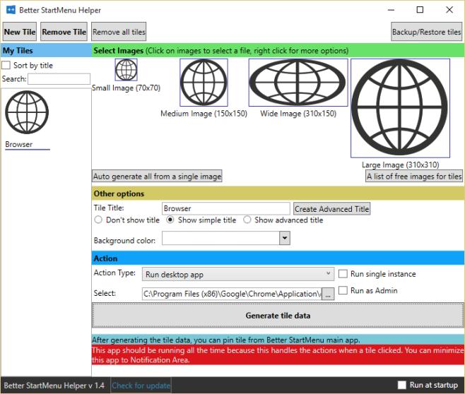 بهینه سازی و شخصی سازی منو استارت ویندوز 10
