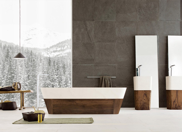 عکس حمام و سرویس بهداشتی