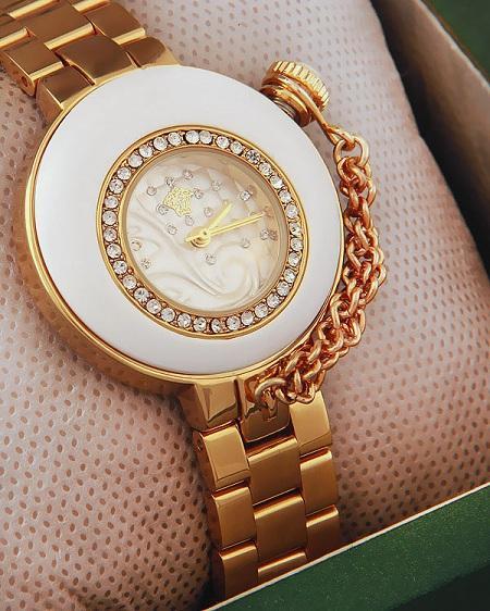 خرید ساعت دخترانه اسپرت ورساچه
