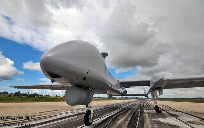 عکسهای زیبا از هواپیماهای جاسوسی بدون سرنشین