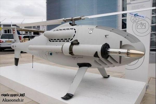 عکسهای زیبا از هواپیماهای جاسوسی بدون سرنشین (پهپاد)