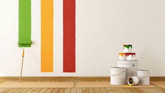 انتخاب رنگ مناسب در طراحی داخلی