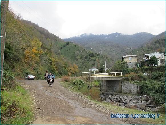 روستای رودگوابر - رانکوه - املش