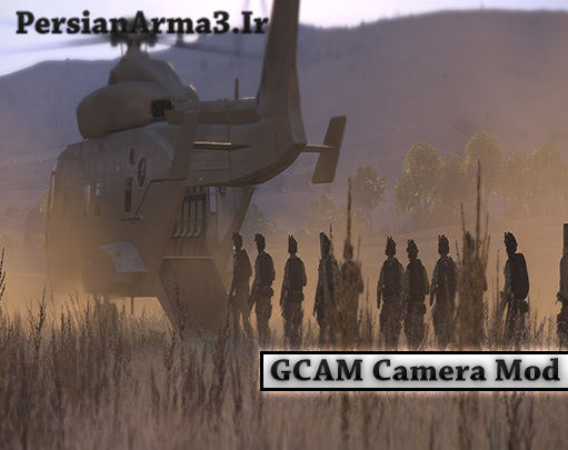 فیلم برداری حرفه ای در بازی Arma 3 با GCam