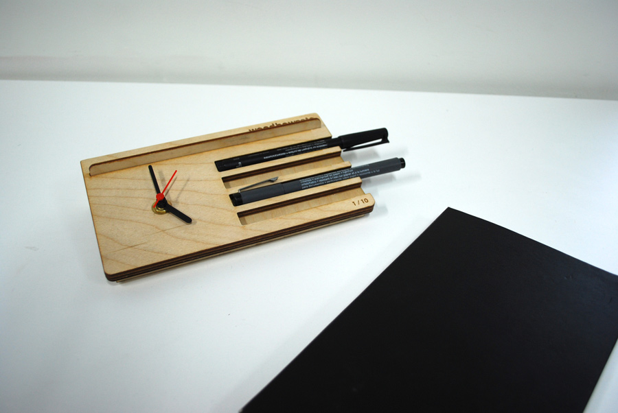 ایده چوبی